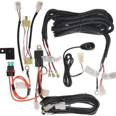 SCA Driving Light - Harness, , scanz_hi-res