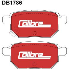 Calibre Disc Brake Pads - DB1786CAL, , scanz_hi-res