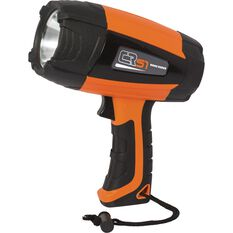 Ridge Ryder Spotlight - LED, 3W, S1, 3AA, , scanz_hi-res