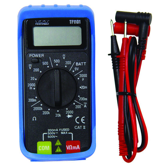Stanley Multimeter Digital Pocket, , scanz_hi-res