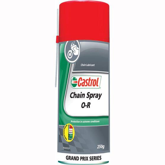 Castrol Chain Spray O-R Chain Lube 250g, , scanz_hi-res