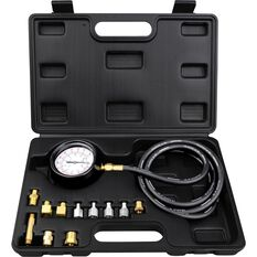 ToolPRO Engine Oil Pressure Test Kit - 12 Piece, , scanz_hi-res
