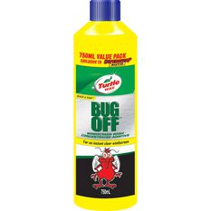 Turtle Wax Bug Off  Windscreen Wash 750mL, , scanz_hi-res