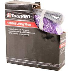ToolPRO Lifting Strap Webbing - 1000kg, , scanz_hi-res