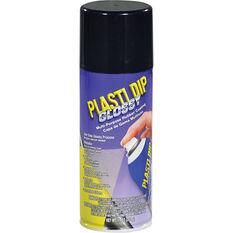 Plasti Dip 311g Gloss Black Aerosol, , scanz_hi-res