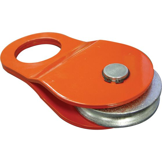 Ridge Ryder Heavy Duty Snatch Block - 8000kg, , scanz_hi-res