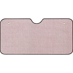 SCA Glitter Sunshade - Pink, Accordion, Front, , scanz_hi-res
