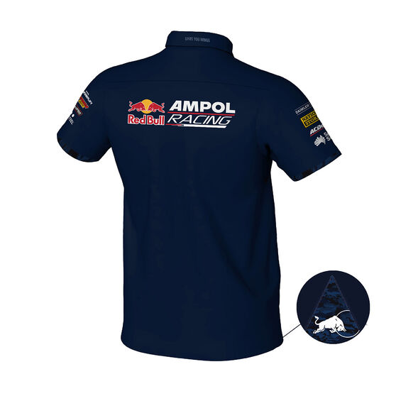 Red Bull Ampol Racing Polo Mens, RBAR, scanz_hi-res