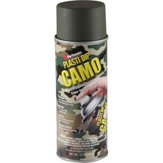Plasti Dip Aerosol - Camo Green, 311g, , scanz_hi-res