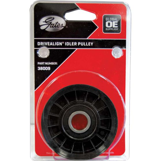 Gates Drive Belt Pulley - 38009, , scanz_hi-res