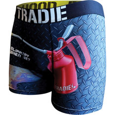 Tradie Quick Dry Trunks - Oil Can S, Oil Can, scanz_hi-res
