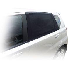 SCA Window Shade - Side, Large Rectangular, Black, Pair, , scanz_hi-res
