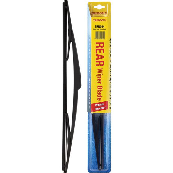 Tridon Rear Wiper Blade - TRB014, , scanz_hi-res