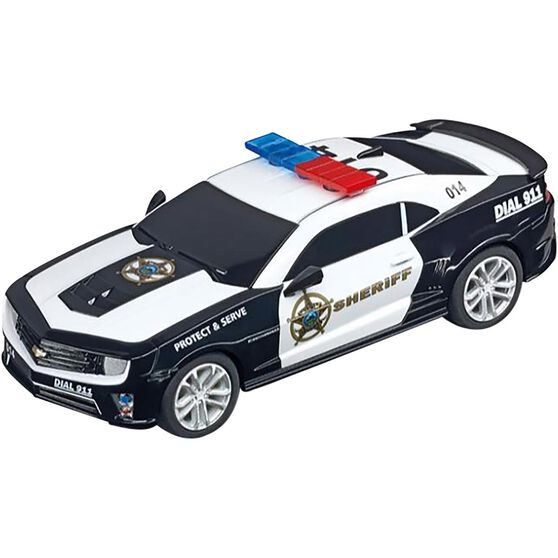 Carrera GO!!! On The Run Slot Racing Set, , scanz_hi-res