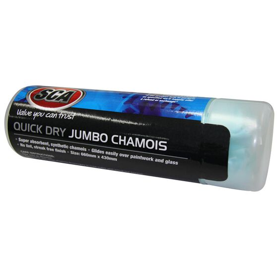 SCA Jumbo Chamois - 66cm X 44cm, , scanz_hi-res