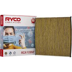 Ryco Cabin Air Filter N99 MicroShield RCA108M, , scanz_hi-res