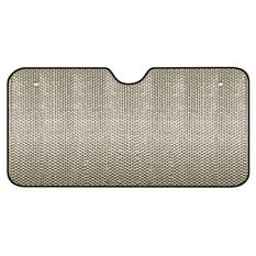 SCA Bubble Sunshade Silver Accordion Front, , scanz_hi-res