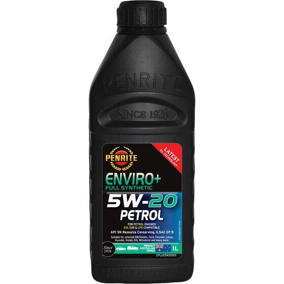 Penrite Enviro+ Engine Oil - 5W-20 1 Litre, , scanz_hi-res
