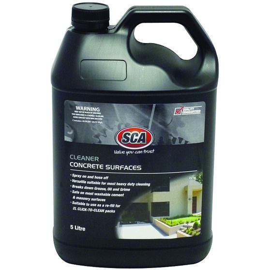 SCA Concrete Cleaner - 5 Litre, , scanz_hi-res