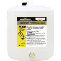 Trade Direct Non Flammable Parts Washer Fluid - 20 Litre ST/AC60/20, , scanz_hi-res