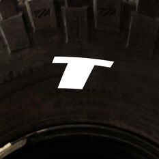 Tire Stickers - Letter T, , scanz_hi-res