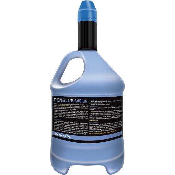 Penrite AdBlue DEF Diesel Exhaust Fluid 3.5 Litre, , scanz_hi-res