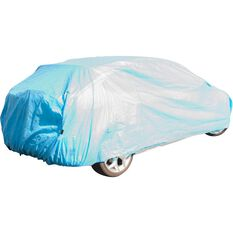 CoverALL Car Cover Silver Protection - Water Resistant, Medium, , scanz_hi-res