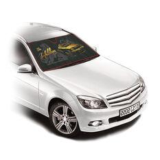 Holden Heritage Garage Sunshade - Fashion, Accordion, Front, , scanz_hi-res