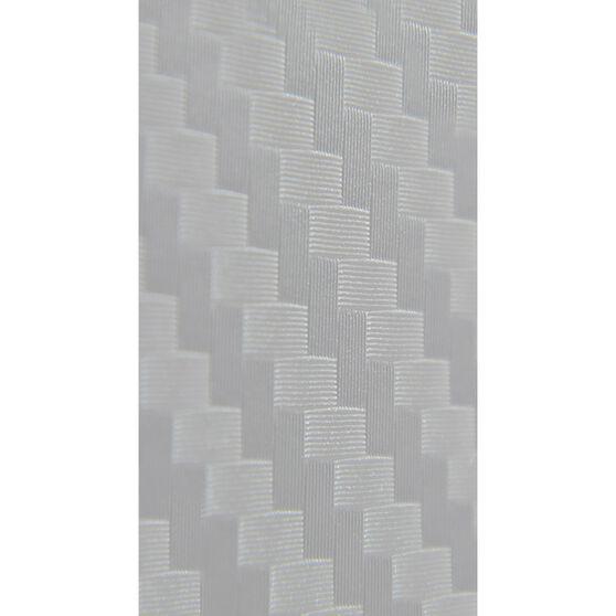 Autotecnica Vinyl Car Wrap Film - 3D Carbon Silver, 52 x 152cm, , scanz_hi-res