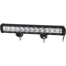 """Enduralight LED Driving Light Bar 14"""" Single Row - 36W, with harness, , scanz_hi-res"""