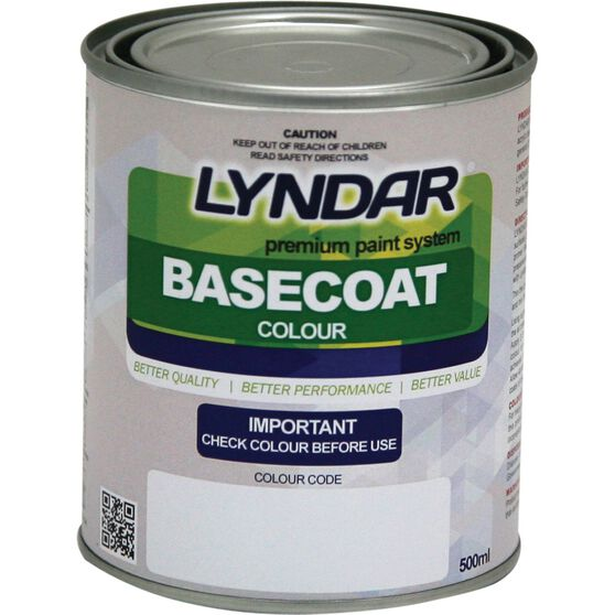 Lyndar Basecoat - 500mL, , scanz_hi-res