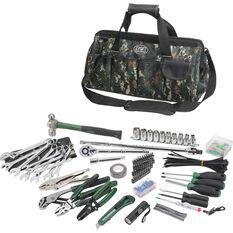 SCA Tool Kit with Camo Bag - 237 Piece, , scanz_hi-res