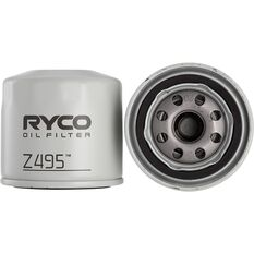 Ryco Oil Filter Z495, , scanz_hi-res