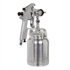 Blackridge High Pressure Air Spray Gun, Heavy Duty - 1000mL, , scanz_hi-res