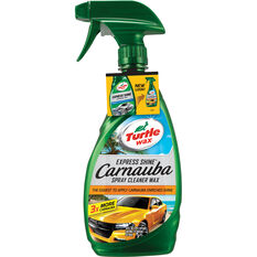 Turtle Wax Express Shine Carnauba Spray Cleaner Wax - 473mL, , scanz_hi-res