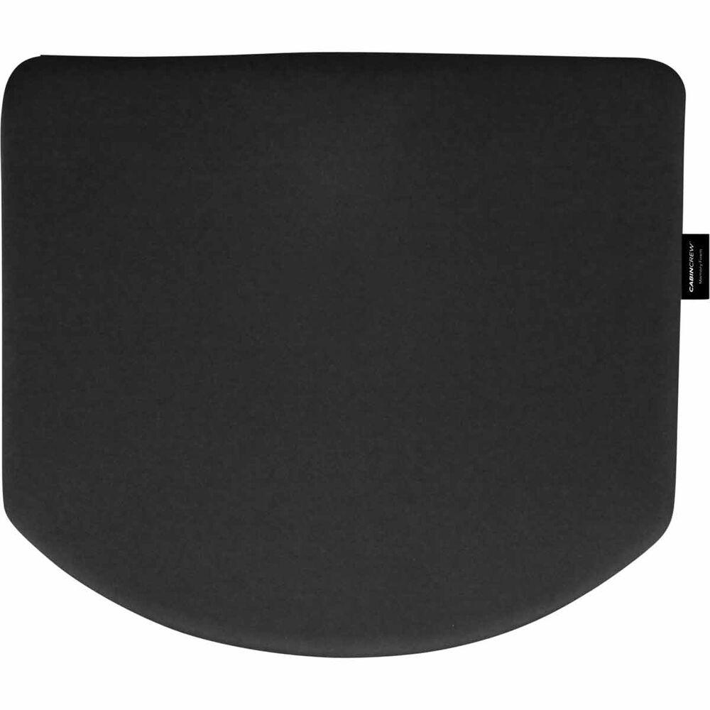 Memory Foam Seat Cushion Black, Memory Foam Chair Pad Nz