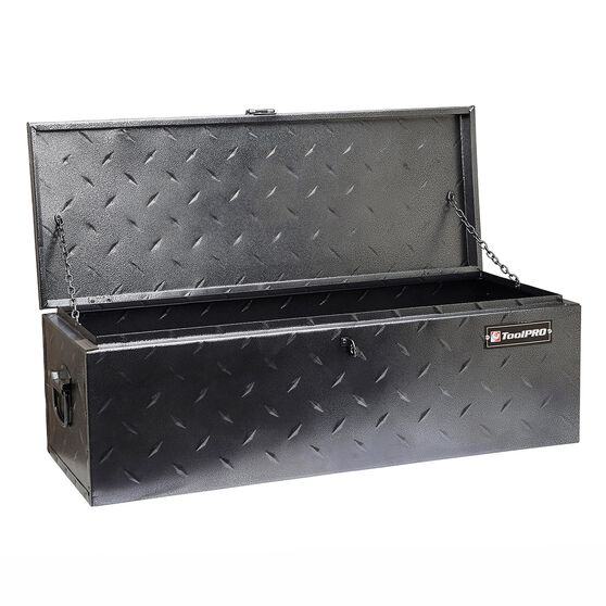 ToolPRO Outback Tool Box - Galvanised Steel, 100 Litre, , scanz_hi-res