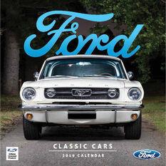 Classic Ford Mini 2019 Calendar, , scanz_hi-res