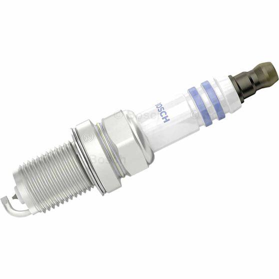 Bosch Double Platinum Spark Plug Single FR5DPP222, , scanz_hi-res
