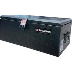 ToolPRO Outback Tool Box - Galvanised Steel, 60 Litre, , scanz_hi-res