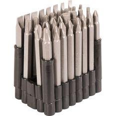 ToolPRO Driver Bit Set - 75mm, 32 Pieces, , scanz_hi-res