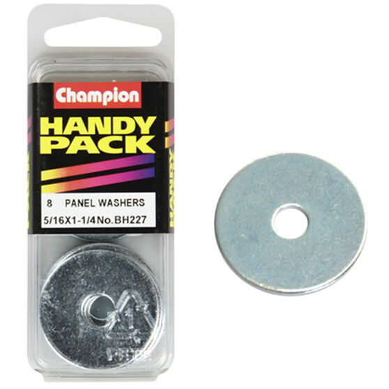 Champion Panel Washer - 5 / 16inch X 1-1 / 4inch, BH227, Handy Pack, , scanz_hi-res