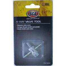 SCA Valve Tool - 4 Way, , scanz_hi-res