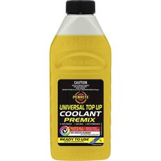 Penrite Universal Top Up Coolant Premix 1 Litre, , scanz_hi-res