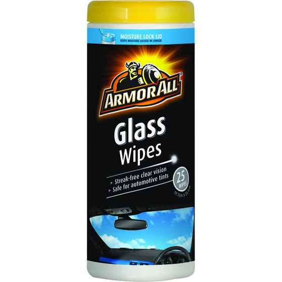 Armor All Glass Cleaner Wipes - 25 Pack, , scanz_hi-res