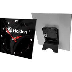 Holden -Desk clock, glass, , scanz_hi-res