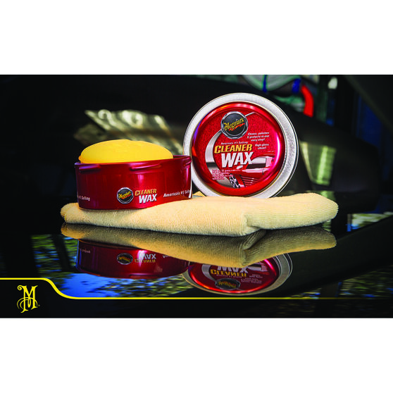 Meguiar's Cleaner Wax Paste - 311g, , scanz_hi-res