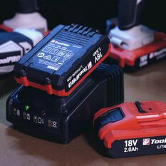 ToolPRO Battery Pack With Charger 18V Li-Ion, , scanz_hi-res