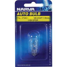 Bulb - 12V, 21CP, T-15mm, , scanz_hi-res