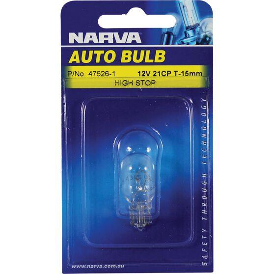 Narva Bulb - 12V, 21CP, T-15mm, , scanz_hi-res